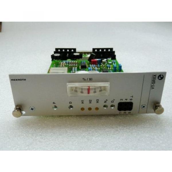 Rexroth India France VT-SRXX Analog Verstärker VT-SR11-12/11/4WRD32-5X ungebraucht in geöffne #3 image