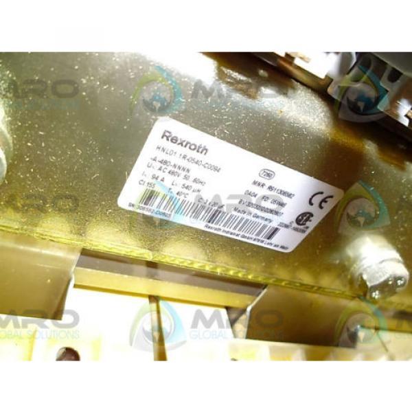 REXROTH France Korea HNL01.1R-0540-C0094-A-480-NNNN (R911306582) *NEW IN BOX* #1 image