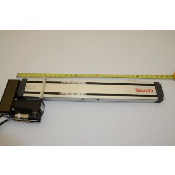 Rexroth France Italy R005516519 Linear Actuator, Danaher Motion DBL2H00040-0R2-000-S40 Motor #3 image