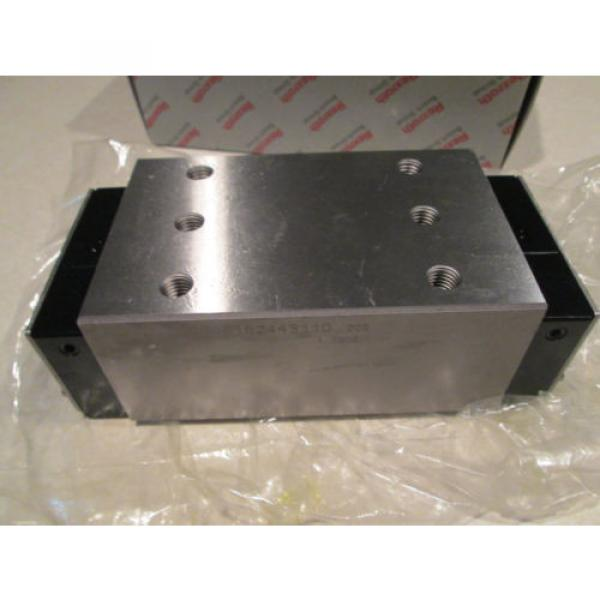 REXROTH Singapore Germany LINEAR SLIDE BEARING R182443110 ROLLENWAGEN R.RUNNER BLOCK CS #2 image