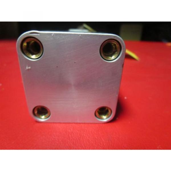 "Rexroth Italy Australia 1-1/2x6 Task Master Cylinder, R432021901, 1-1/2"" Bore, 6"" Stroke, 200PSI #4 image"