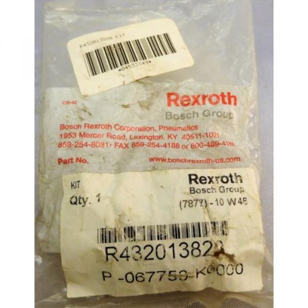 REXROTH Korea Russia Kit R432013820 #1 image