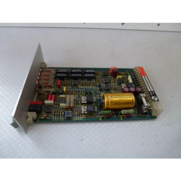 Rexroth China Russia VT3014S36 R1, Rexroth VT-3014 Proportionalverstärker free delivery #1 image