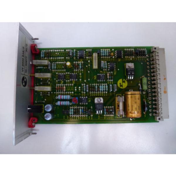 Rexroth Japan Italy VT 2000 S48/2 Prop. Verstärker free delivery #3 image