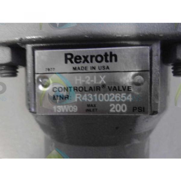 REXROTH USA Korea R431002654 VALVE *USED* #1 image