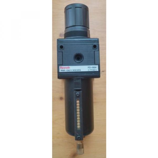 NEW! Italy Italy REXROTH Filter regulator  R404052191 0821300355 Tetra 90113-0072 #5 image