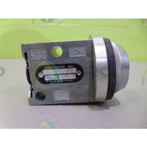 REXROTH Singapore Germany 5630201050 VALVE *NEW NO BOX* #2 image