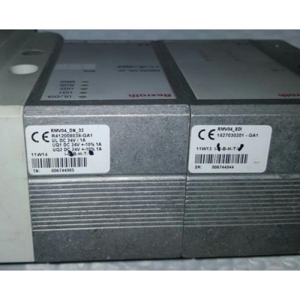 Rexroth Singapore France 4 Valve Manifold Valve Assembly R480287134 HF03LG #5 image