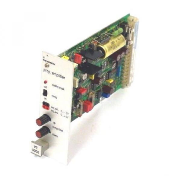 NEW France Australia REXROTH VT-5002-S24-R5 AMPLIFIER CARD VT5002S24R5 #1 image