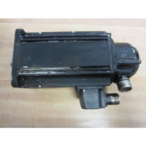 Rexroth Canada Mexico Bosch Group 255692 MDD065D-N-040-N2M-095GB1 Motor - Used #2 image