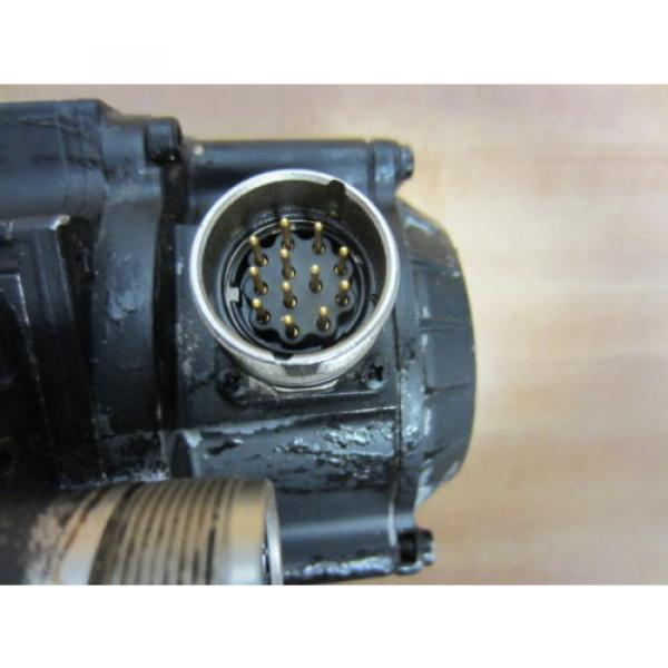 Rexroth Canada Mexico Bosch Group 255692 MDD065D-N-040-N2M-095GB1 Motor - Used #3 image