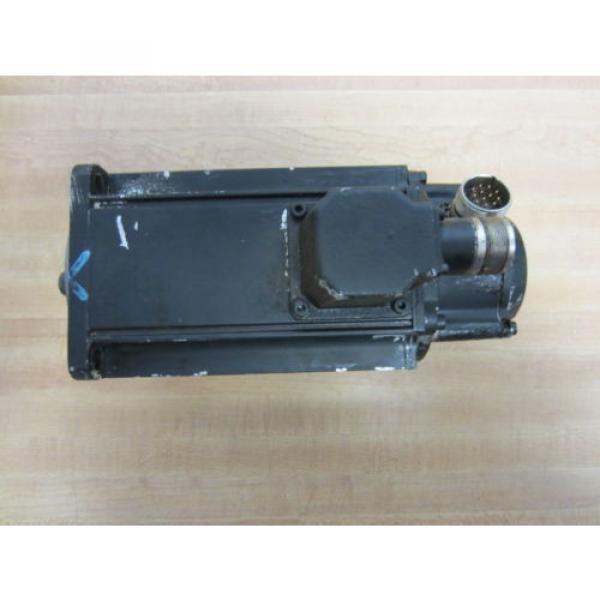 Rexroth Canada Mexico Bosch Group 255692 MDD065D-N-040-N2M-095GB1 Motor - Used #4 image