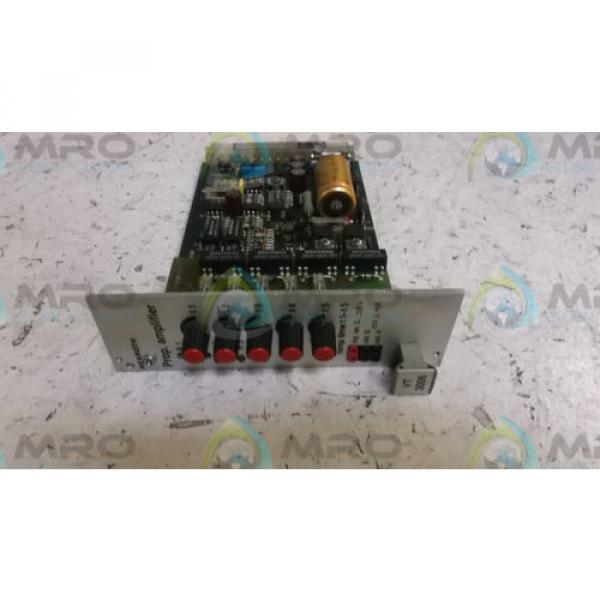 REXROTH Canada France VT3006S35 AMPLIFIER *USED* #2 image