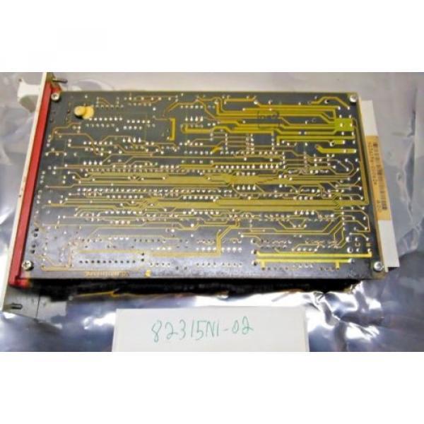 REXROTH Egypt china VTS 0607 S1x PVNC BOARD VTS0607S1x #3 image