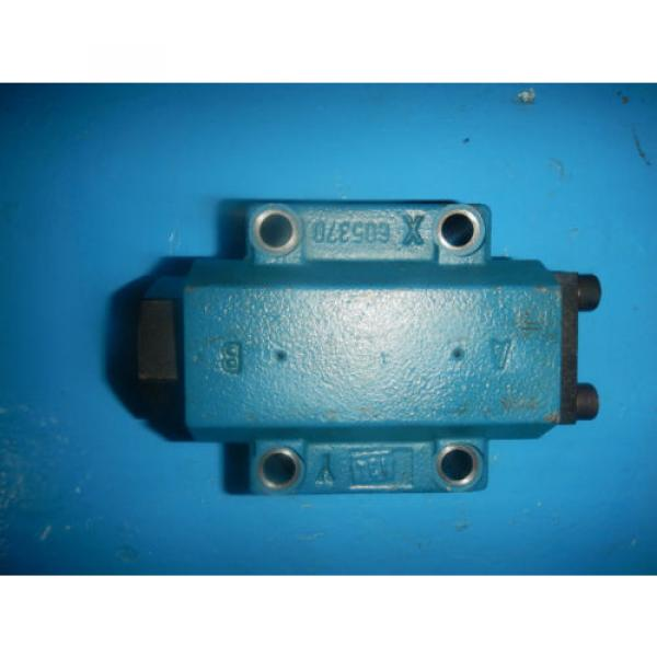 Rexroth Korea France Hydraulic Dual Pilot Check Valve #2 image