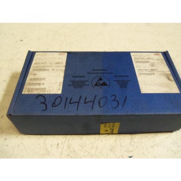 REXROTH India Canada CSB01-1C-CO-ENS-NNN-NN-S-NN-FW CONTROL MODULE R911312378 *NEW IN BOX* #1 image