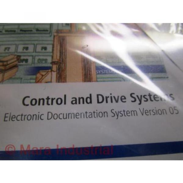 Rexroth Mexico Canada Indramat GN05-EN-D0600 Control & Drive Systems Software #2 image