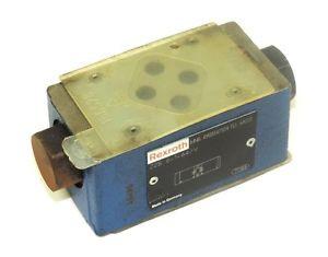 REXROTH USA India Z2S-6-1-64/V HYDRAULIC CHECK VALVE R900347504 Z2S6164V