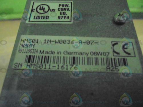 REXROTH Mexico china HMS01.1N-W0036-A-07-NNNN SERVO DRIVE *NEW NO BOX*