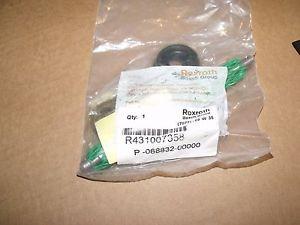Bosch China Italy Rexroth R431007358 Kit Major Repair F/PD4-20 Valve PD PD4 20 V
