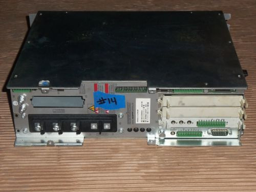 REXROTH Singapore Korea INDRAMAT DDS02.1-A/W100 POWER SUPPLY AC SERVO CONTROLLER DRIVE #14
