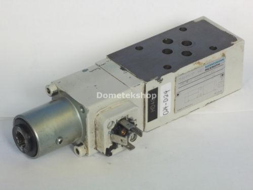 Mannemann France USA Rexroth HSZ 06 A608-31/M00 X07946 with HED 8 0H 10/50 Hydraulic Valve