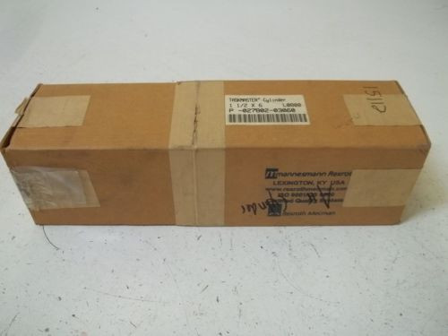 REXROTH Japan Canada  P-027802-030-60 CYLINDER 1 1/2X6 *NEW IN BOX*