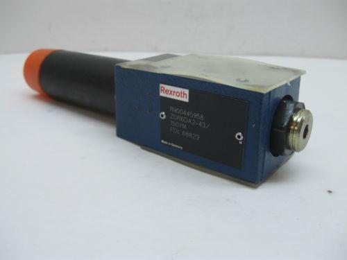 Rexroth France Germany ZDR6DA2-43/150YM Pressure Reducing Hydraulic Valve New