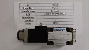 Rexroth Japan France 4WE 6 D53/AG241Z4 Hydraulic Valve