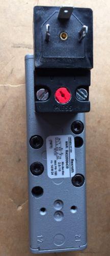 Rexroth Mexico USA Ceram Valve Size 1 GT-10061-3640