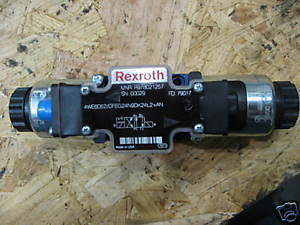 NEW Canada Germany Rexroth 4 way Valve 4WE6D6X/OFEG24N9DK24L2SO43A1348