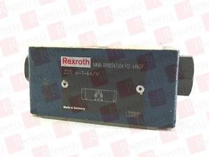 BOSCH Japan India REXROTH Z2S6-1-6X/V RQANS2