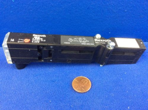 REXROTH Mexico china DIRECTIONAL VALVE 0820055052 SERIES HF03-5/2SR - 024DC