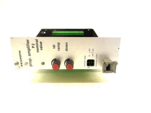 REXROTH Australia Mexico VT2000S48/2 AMPLIFIER CARD VT2000S482  VT2000