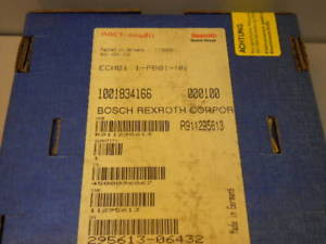 REXROTH Korea USA R911295613 BOARD NEW FS R911295613