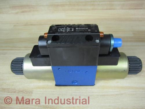 Rexroth Canada Japan Bosch 9810231478 Valve 081WV06P1V1004KE024/00E51 - New No Box