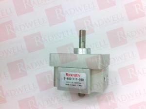 BOSCH Germany India REXROTH 2-650-117-060 RQANS1