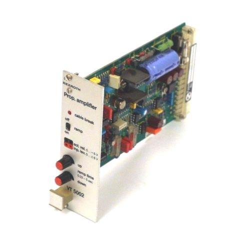 NEW USA Greece REXROTH VT-5002S21-R5 AMPLIFIER CARD 634/0184, VT5002S21R5