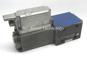 Rebuilt Canada France Rexroth 4WRPEH10C3B50L-2X/G24K0/F1M Proportional Valve w/Warranty