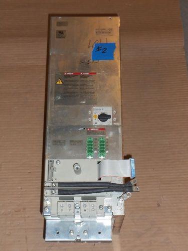 REXROTH Mexico Dutch INDRAMAT HZF01.1-W025N POWER SUPPLY AC SERVO CONTROLLER DRIVE #2