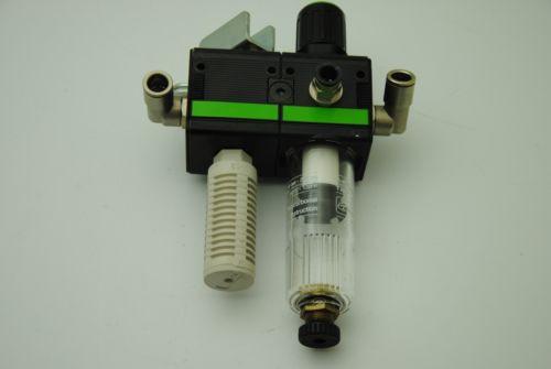 Rexroth USA France 0821300300 w/ 0821300980, Pressure Regulator