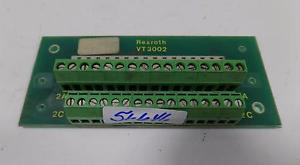 REXROTH Greece Germany CARD HOLDER CIRCUIT BOARD VT3002