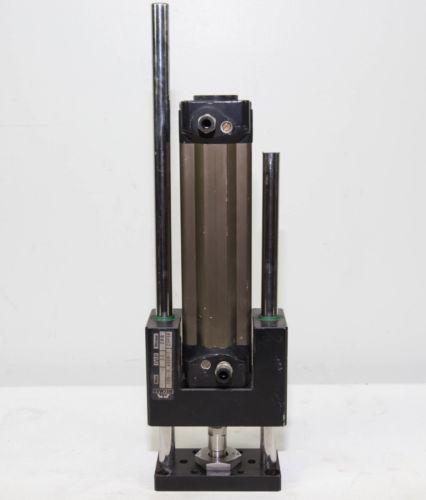Rexroth France USA Pneumatic Cylinder Air Ram 32mm Bore 100mm Stroke Linear bearing slides