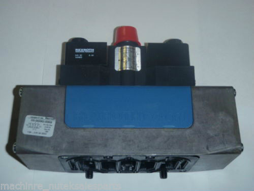 NIB Egypt Greece Rexroth Ceram Valve Size 4 GS-040062-00909_GS04006200909_GS-O4OO62-OO9O9