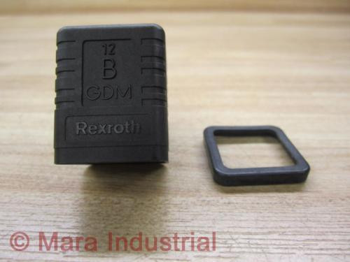 Rexroth Canada Egypt R901017010 Connector Cable Socket Missing Screw - New No Box