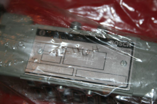 NEW USA china Bosch Rexroth Pneumatic Solenoid Valve 0820024135 - 0 820 024 135 - Sealed