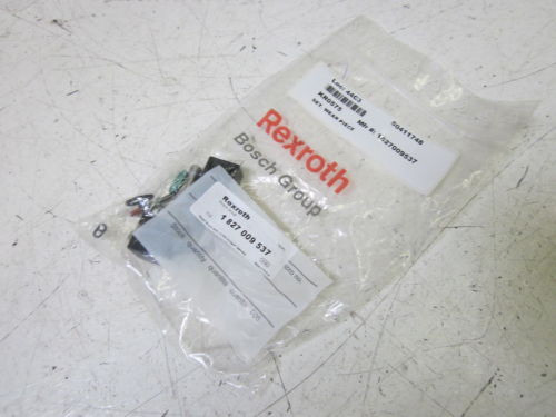 REXROTH Dutch Dutch 1 827 009 537 CYLINDER REPAIR KIT *NEW IN A FACTORY BAG*