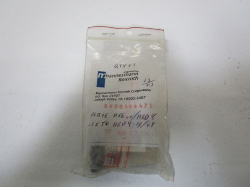 REXROTH Japan Greece RR00544475 *NEW IN BAG*