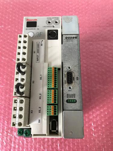 Rexroth Canada USA Indramat  DKC10.3-004-3-MPG-01VRS Ecodrive Cs Servosteller gebraucht