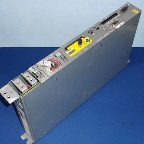 BOSCH Japan Mexico REXROTH DIGITAL SERVO DRIVE DM 30K 1101-D / V 0.48 SOFTWARE